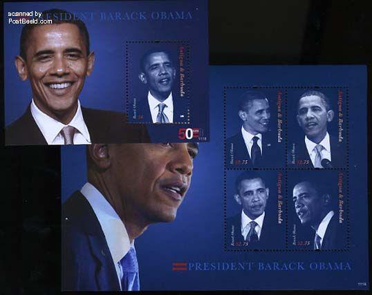 President Barack Obama 2 s/s