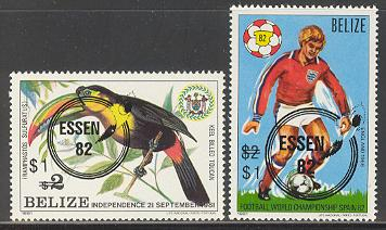 Essen stamp expo 2v