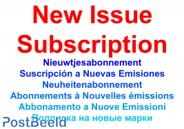 New issue subscription Chile