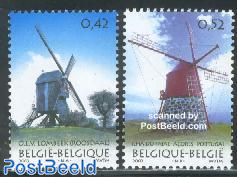 Windmills 2v, joint issue with Madeira