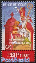 Saint Nicolas 1v+prior tab