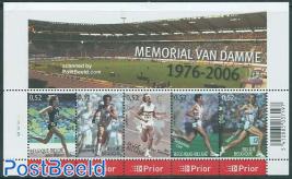 Memorial van Damme 5v m/s