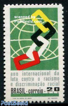 Anti racism 1v