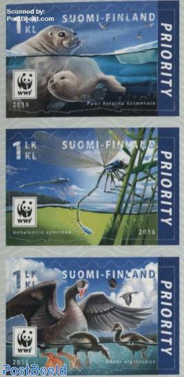 WWF 3v s-a