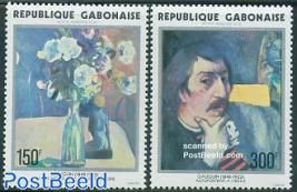 Death of Paul Gaugin 2v