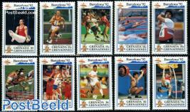 Olympic Games Barcelona 10v