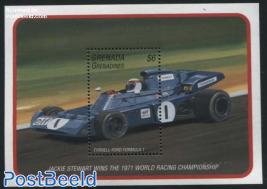 Racing cars s/s