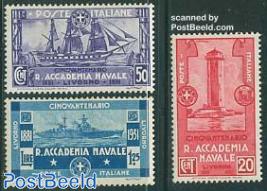 Naval academy 3v