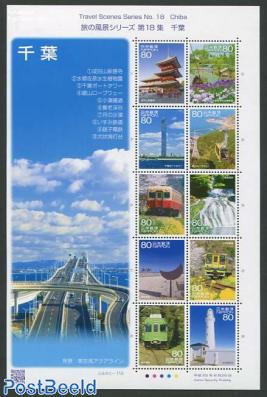 Tourism No. 18, Chiba 10v m/s