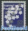 Mourning stamp 1v