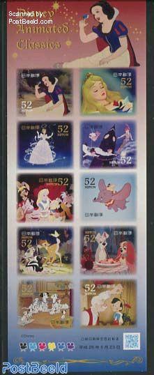 Disney Animated Classics 10v m/s s-a