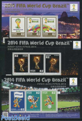 Worldcup football 3 s/s