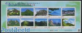 Mountains Series No. 4, 10v m/s