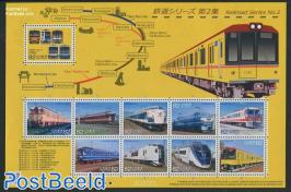 Railroad series No. 2 10v m/s