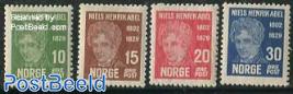 Niels Henrik Abel 4v