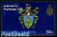Definitive, coat of arms 1v