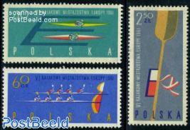 European Canoe games 3v