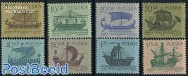 Definitives, ships 8v