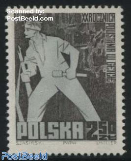 Warsaw ghetto uprising 1v