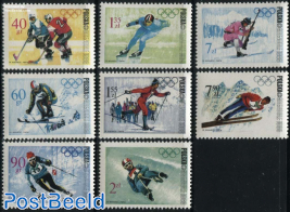 Olympic Winter Games 8v