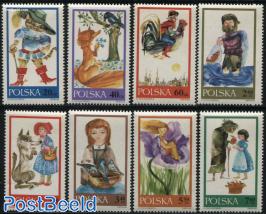 Fairy tales 8v