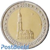 2 Euro, Germany, Hamburg A (Berlin)