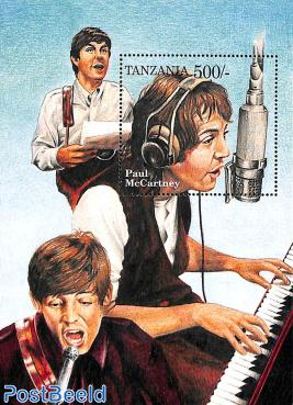 Paul McCartney s/s