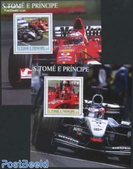 Formula 1 2 s/s