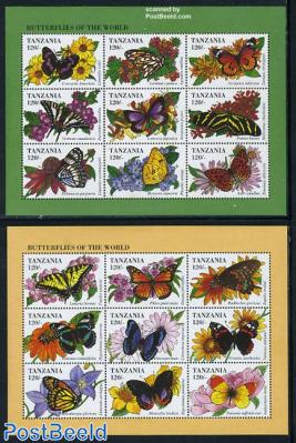 Butterflies 2x9v m/s