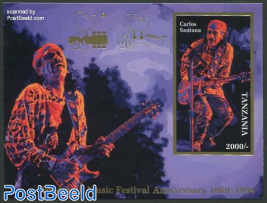 Carlos Santana s/s