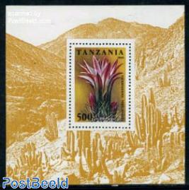 Cactus flowers s/s