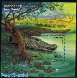 Aligator s/s