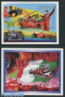 Michael Schumacher 2 s/s
