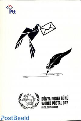 World Post Day folder