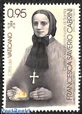 Francesca Saverio Cabrini 1v