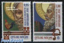 Martyrdom Of Saint Peter And Paul 2v