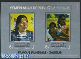 Gaugin paintings s/s