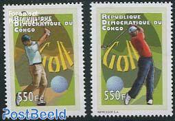 Golf 2v