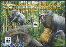 WWF, Monkey s/s