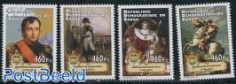 Napoleon Bonaparte 4v