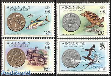 New coins 4v