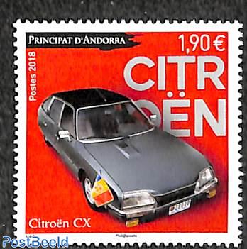 Citroën CX 1v