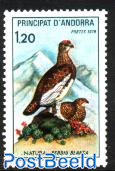 Nature conservation, Pyrenean Grouse 1v
