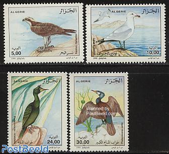 Water birds 4v
