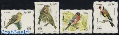 Song birds 4v