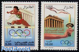 Olympic Games Athens 2v