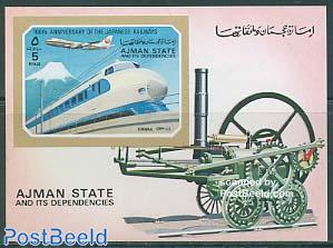 Locomotives s/s