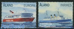 Passenger ferries 2v