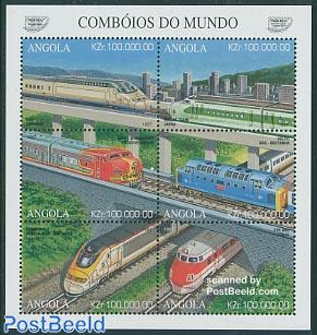 Pacific, railways 6v m/s