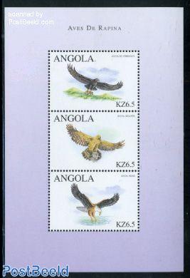 Birds of prey 3v m/s, Aquila verreauxii